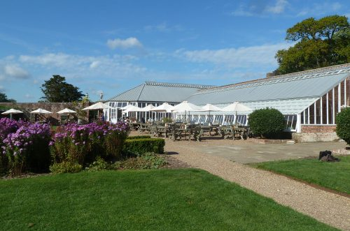 Stansted Park glasshouses