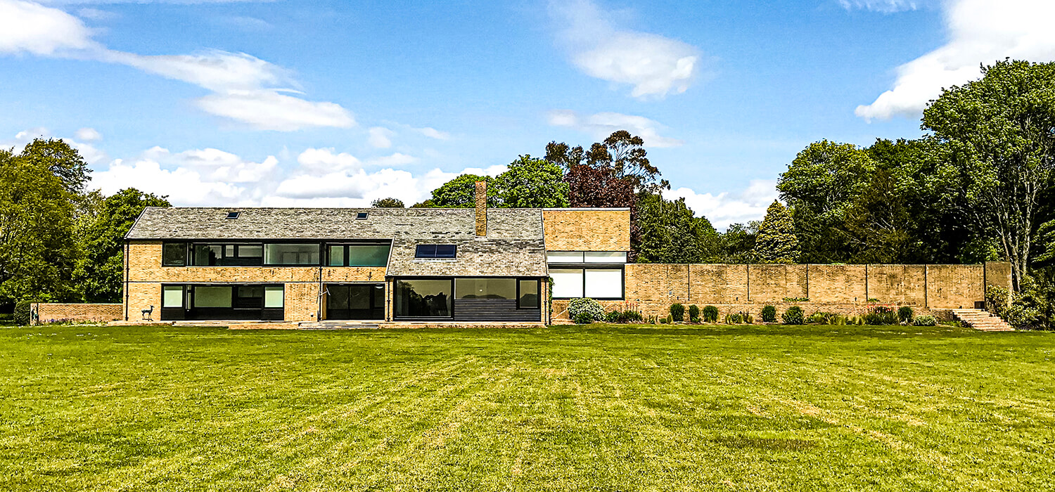 Private country house in the New Forest