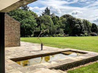 Private country house in New Forest