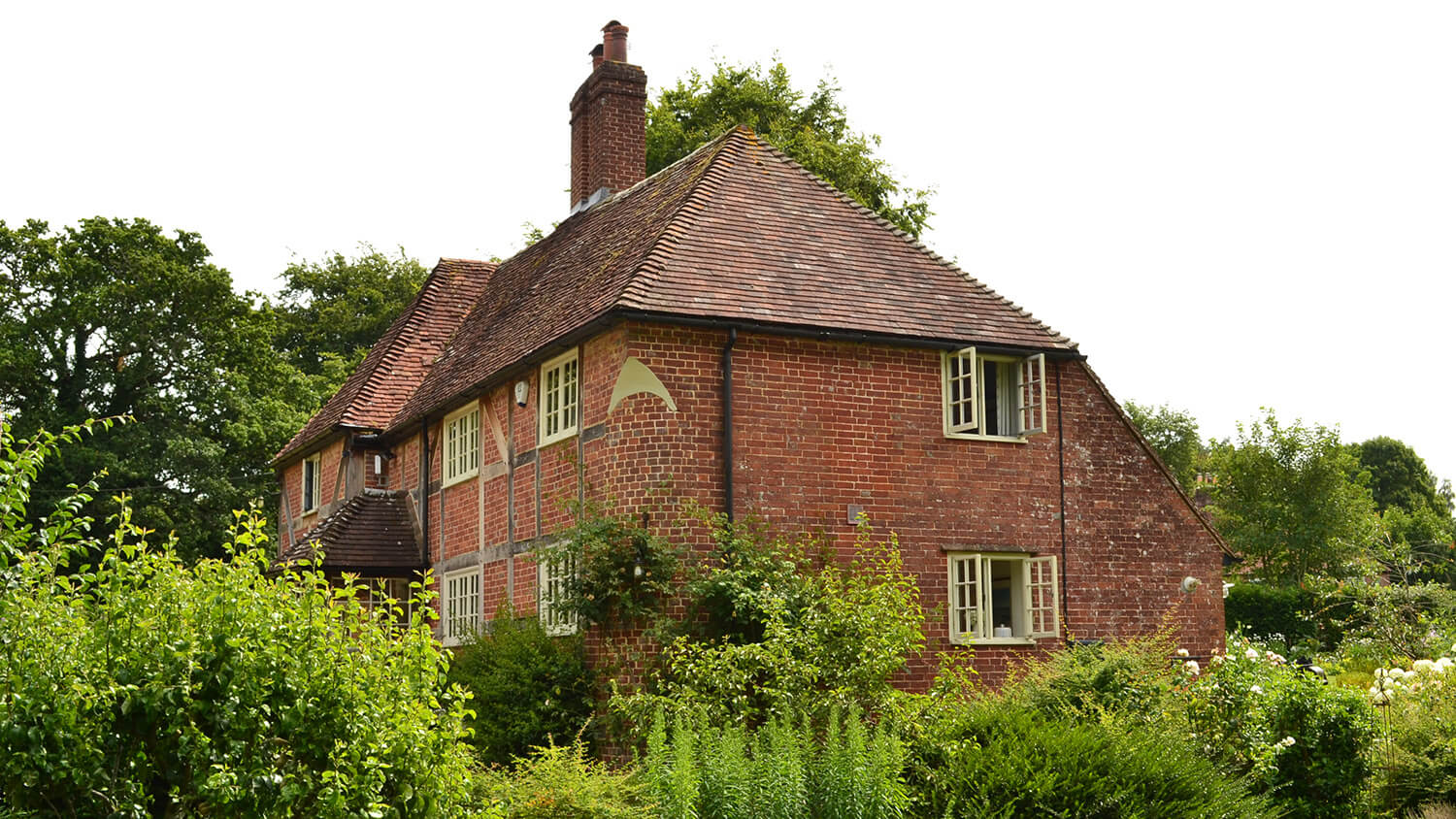 17th century house extension and alterations