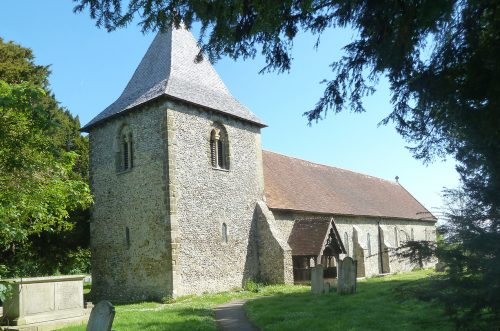 St Nicholas Church, West Thorney