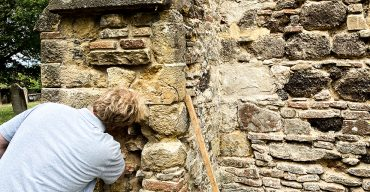 Conservation stonework repairs to Holy Trinity Church, Rudgwick